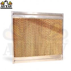Охладителен панел (поц. ламарина боядисана)