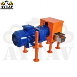Мотор - редукторна задвижваща станция - 1,1к w - 380 v