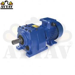Мотор с редоктор 0,75 КW 33 об.мин.