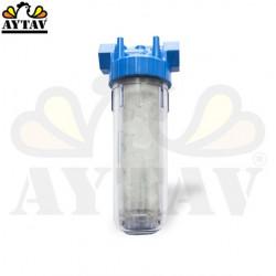 Воден варовичен филтър