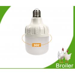 Димируема лед лампа HT - QPF10WS (IP65)